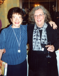 Patti & Editor