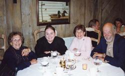 Patricia Polacco with Patti's family